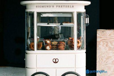 Nhận thanh lý xe bán bánh mì hà nội