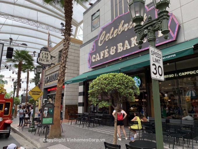 Phối cảnh shophouse Vinpearl Phú Quốc (minh họa)