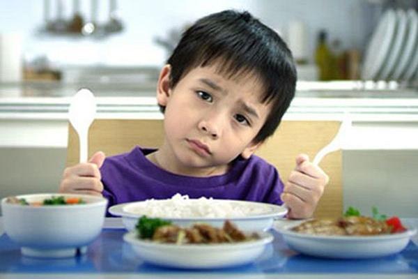 Phương pháp chăm sóc trẻ biếng ăn - thảo dược Pháp Anh